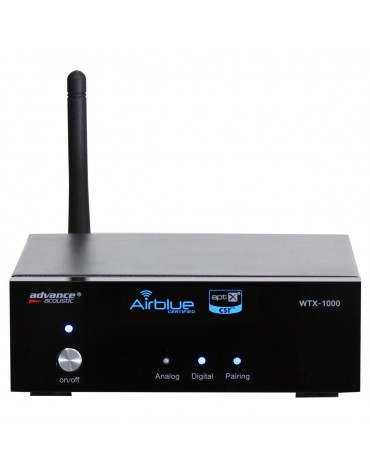 Advance Acoustic WTX-1000 Bezprzewodowy odbiornik audio do iPhone/iPod