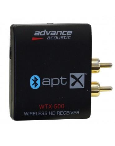 Advance Acoustic WTX-500 Bezprzewodowy (Bluetooth) odbiornik audio do iPhone/iPod