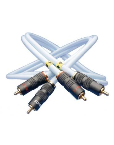 Supra EFF-IX kabel audio RCA