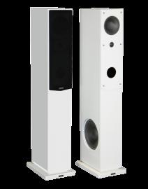Advance Acoustic Kubik K7 S Line kolumny głośnikowe podłogowe białe