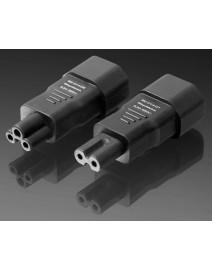 Gigawatt IEC320-C7 adapter wtyku