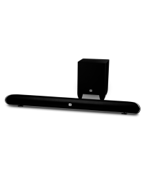 JBL Cinema SB 250 soundbar z subwooferem