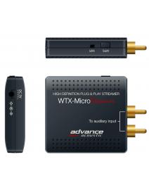 Advance Acoustic WTX-Microstreamer - mini odtwarzacz sieciowy